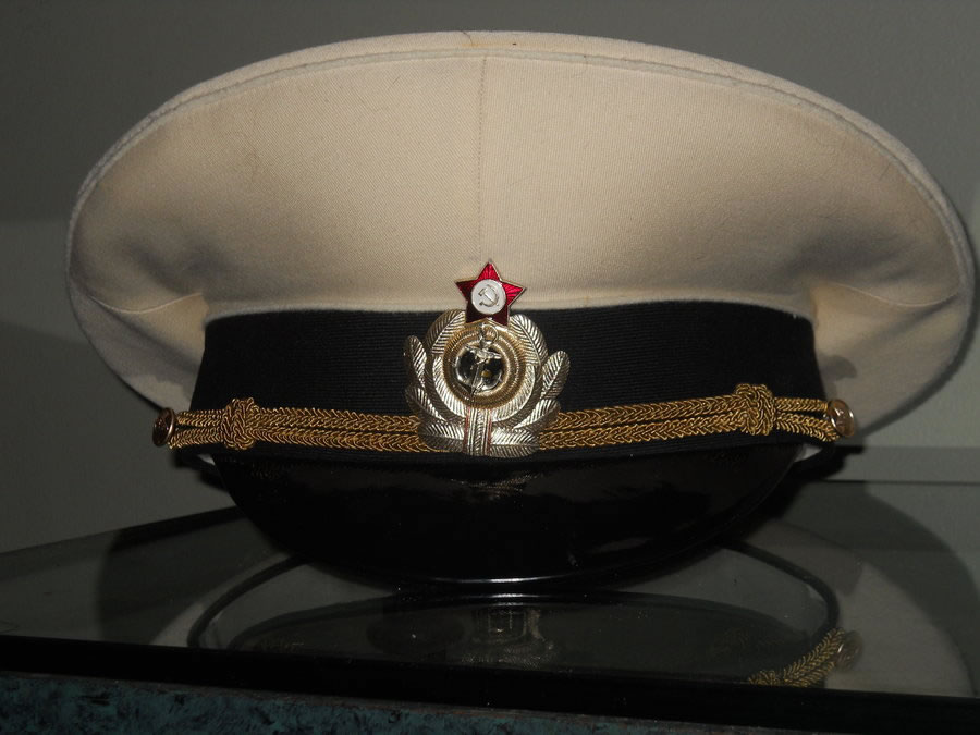 Russian Military Hat