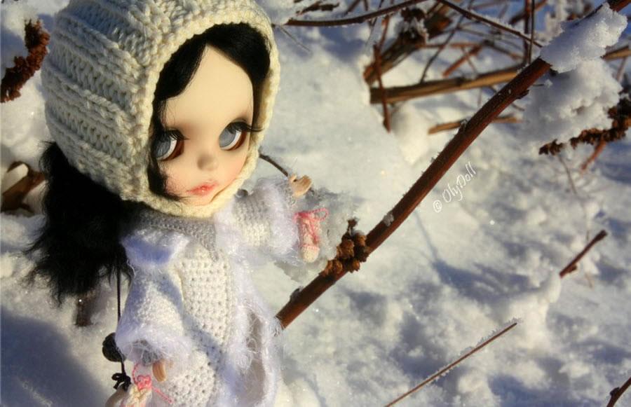 Russian Winter Blythe Walk