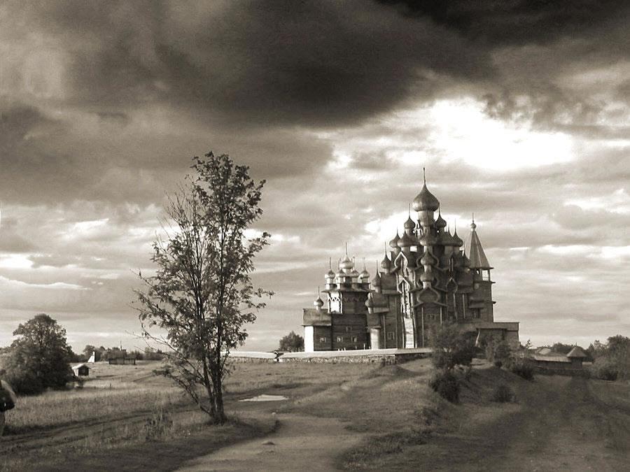 Kiji in Russia