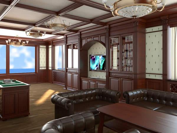 3D Vis 6 Cabinet