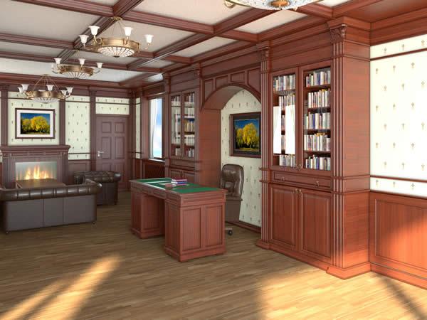 3D Vis 4 Cabinet