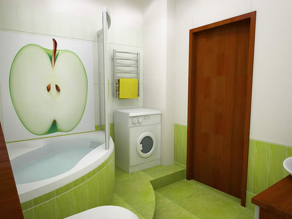 Apple Bathroom4