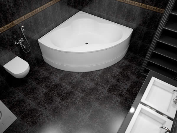 Bathroom Black 03