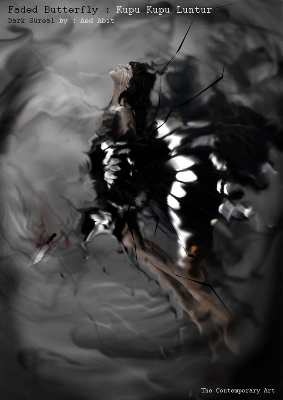 Faded Buterfly