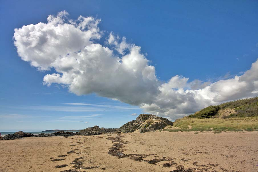 Cloud Formation, Newborough Beach, Anglesey