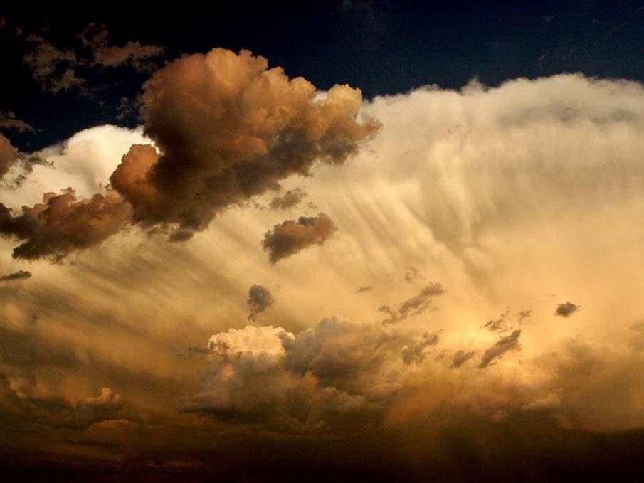 Saskatchewan Thunderheads