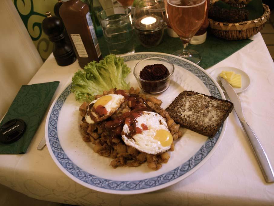 Danish Dish - Biksemad