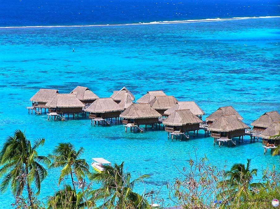 Pearl Resort, Moorea, Tahiti