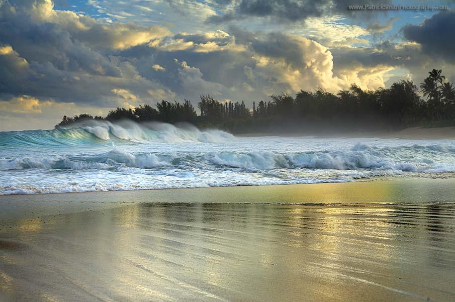 Haena Surf - Kauai