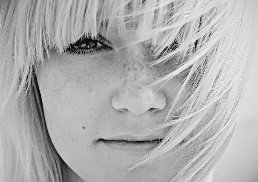 Freckles Girl