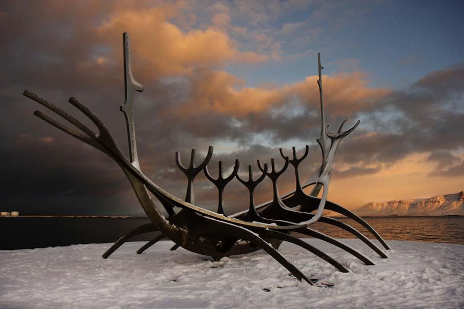 Sólfarið Reykjavík