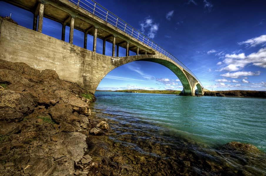 Bridge from the Past