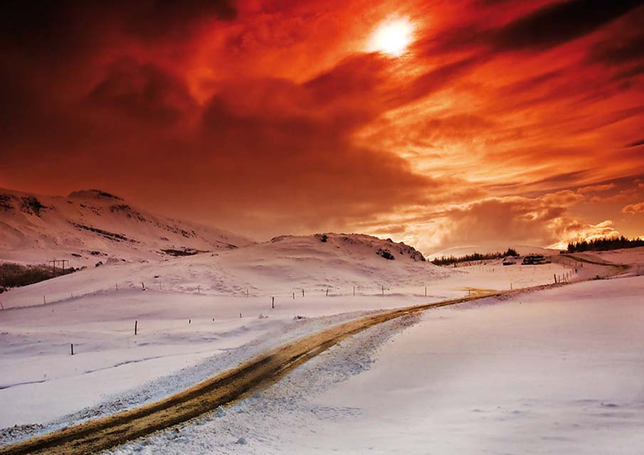 Iceland - the Last f Farm