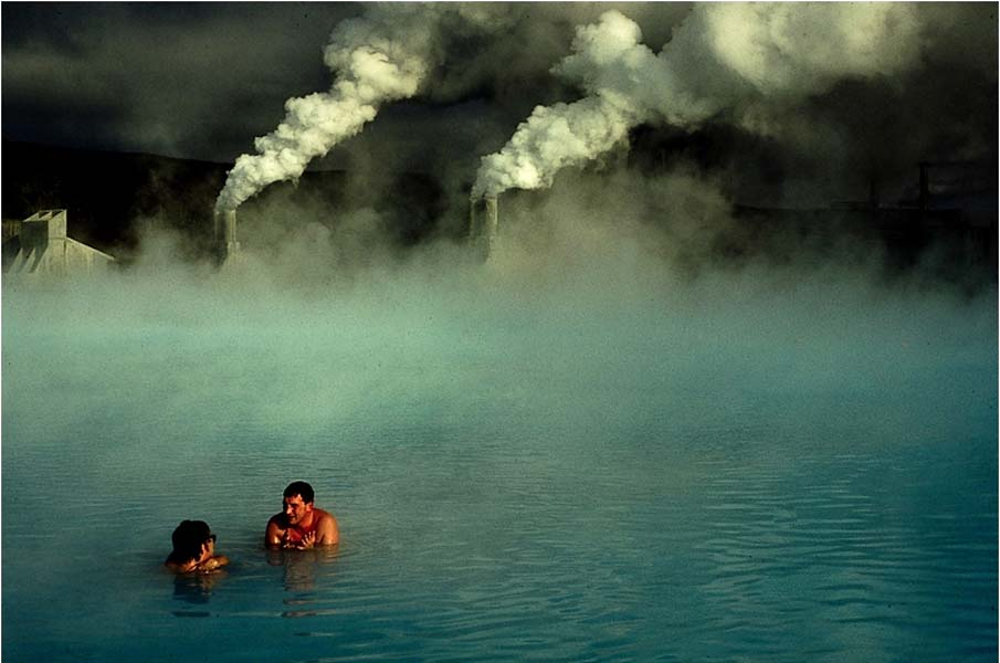 The Blue Lagoon, 18 Years Ago