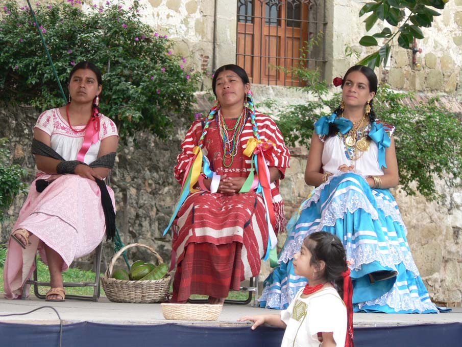 Femmes dOaxaca