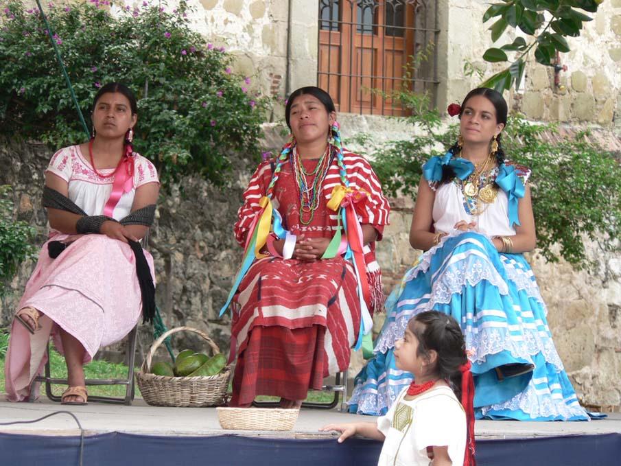 Femmes dOaxaca