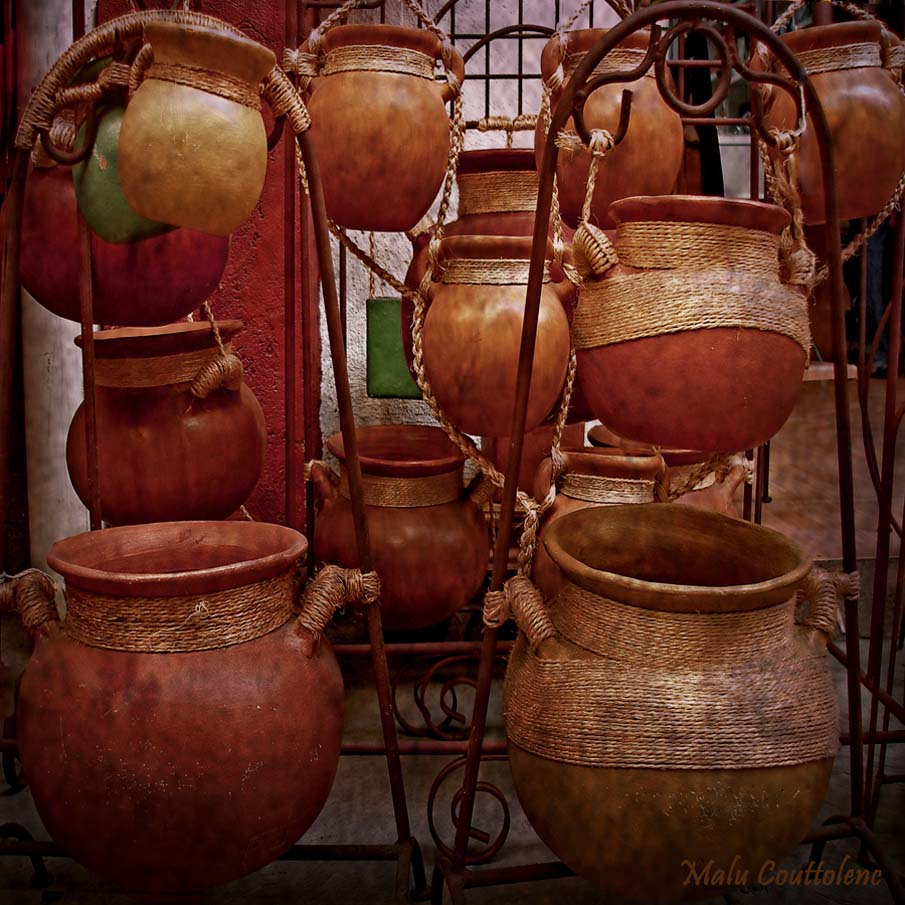 Clay Pots