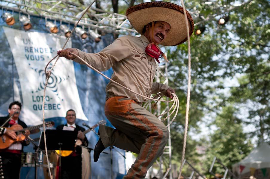 Latin Rope Dancer