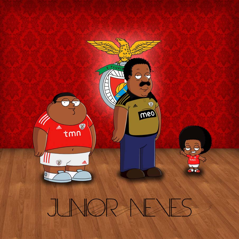 Benfica 2012 - Cleveland Show
