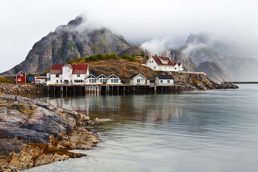 Norway – Henningsvaer
