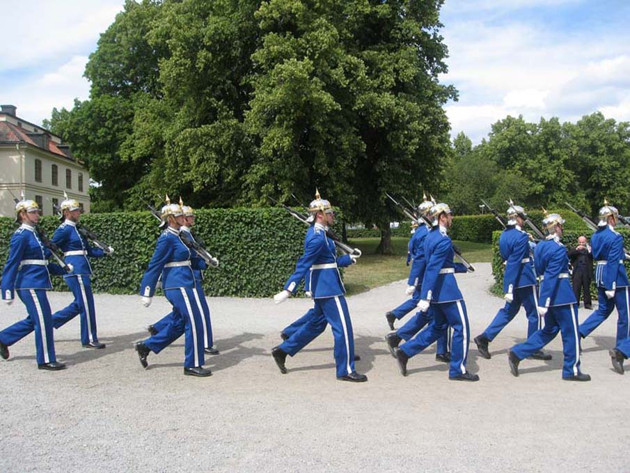 Drottningholm Palace Guards