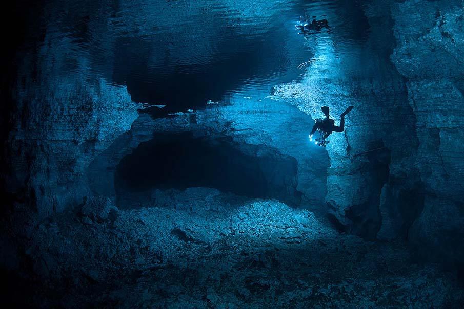 Underwater Cave 1