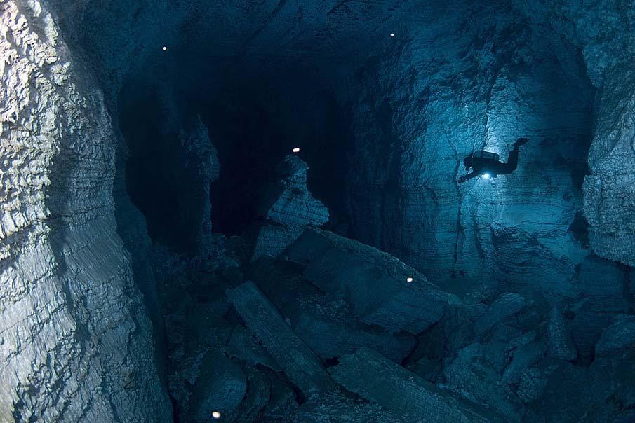 Underwater Cave 11