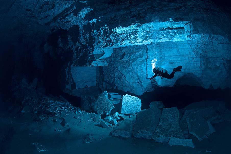 Underwater Cave 12