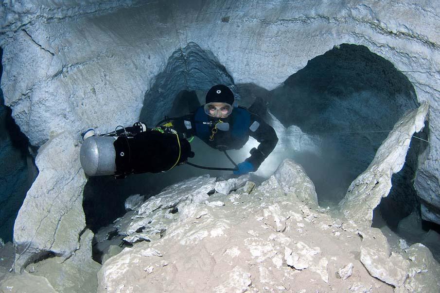 Underwater Cave 14