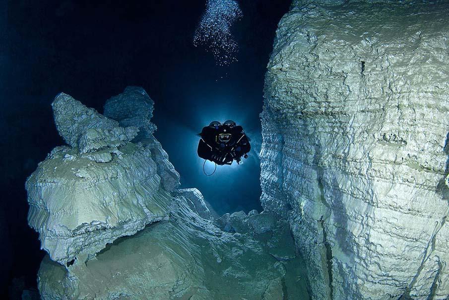 Underwater Cave 2