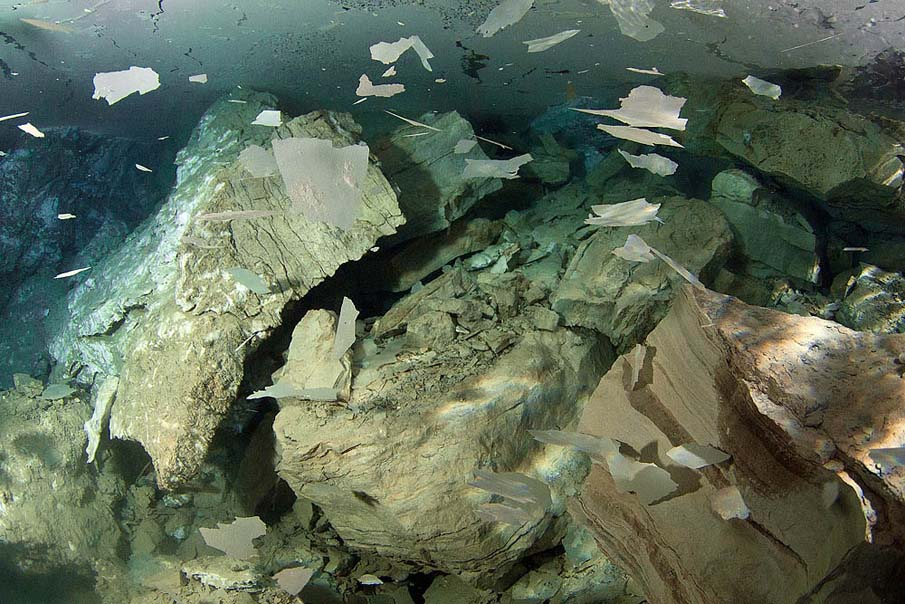 Underwater Cave 21