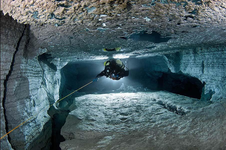 Underwater Cave 24