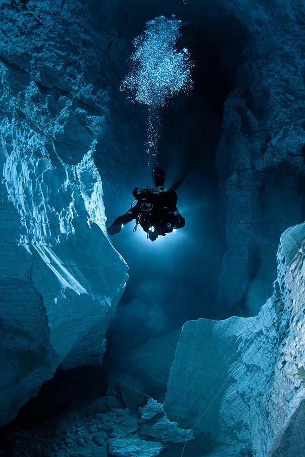 Underwater Cave 25
