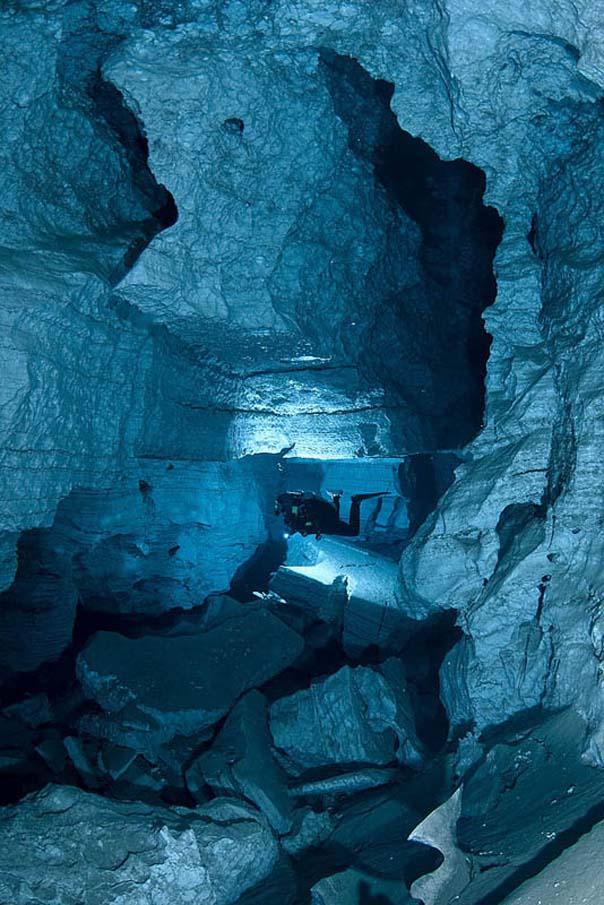 Underwater Cave 26