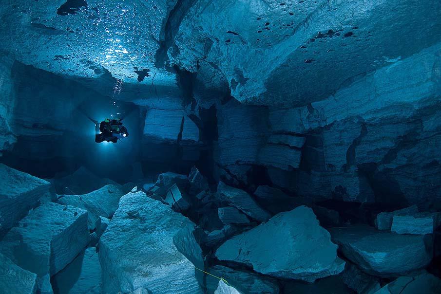 Underwater Cave 27