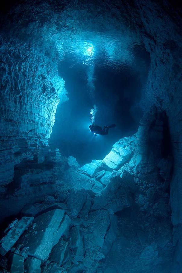 Underwater Cave 29