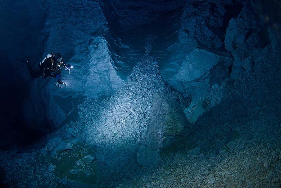 Underwater Cave 3