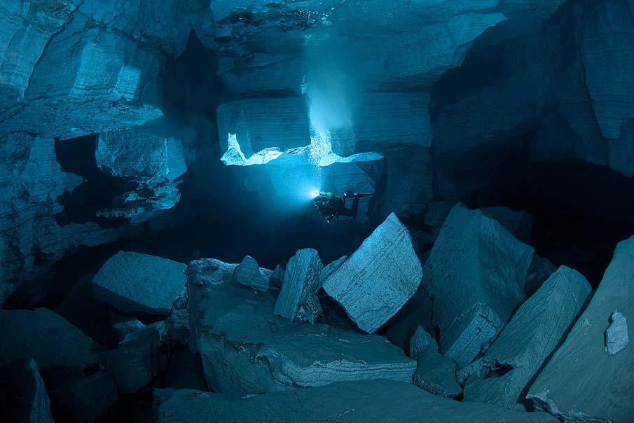 Underwater Cave 30
