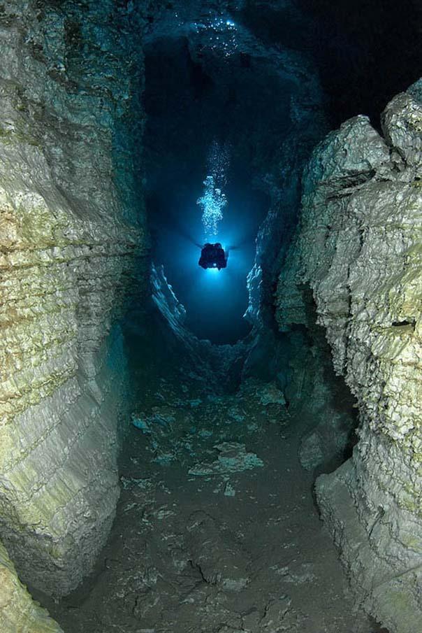 Underwater Cave 33