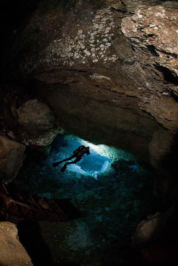 Underwater Cave 34