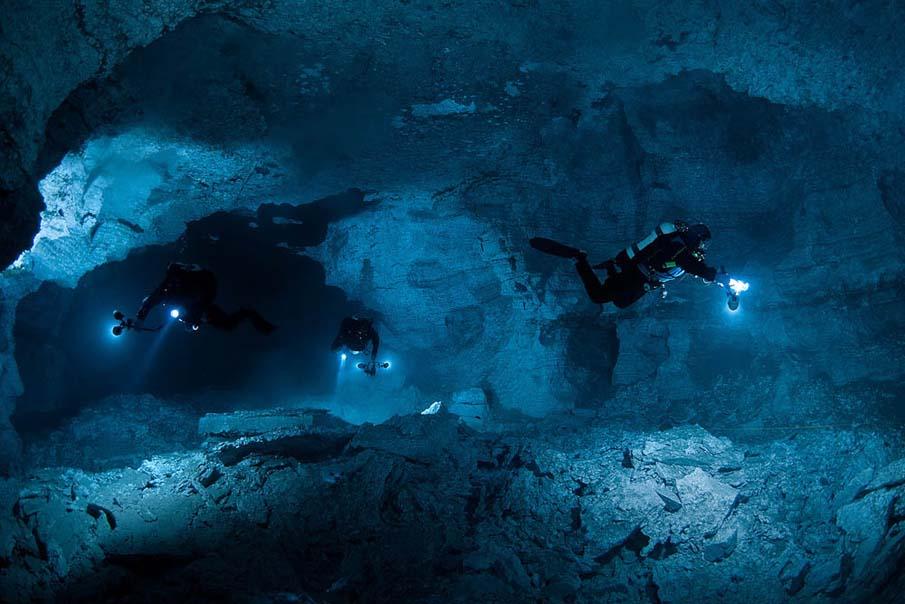 Underwater Cave 4