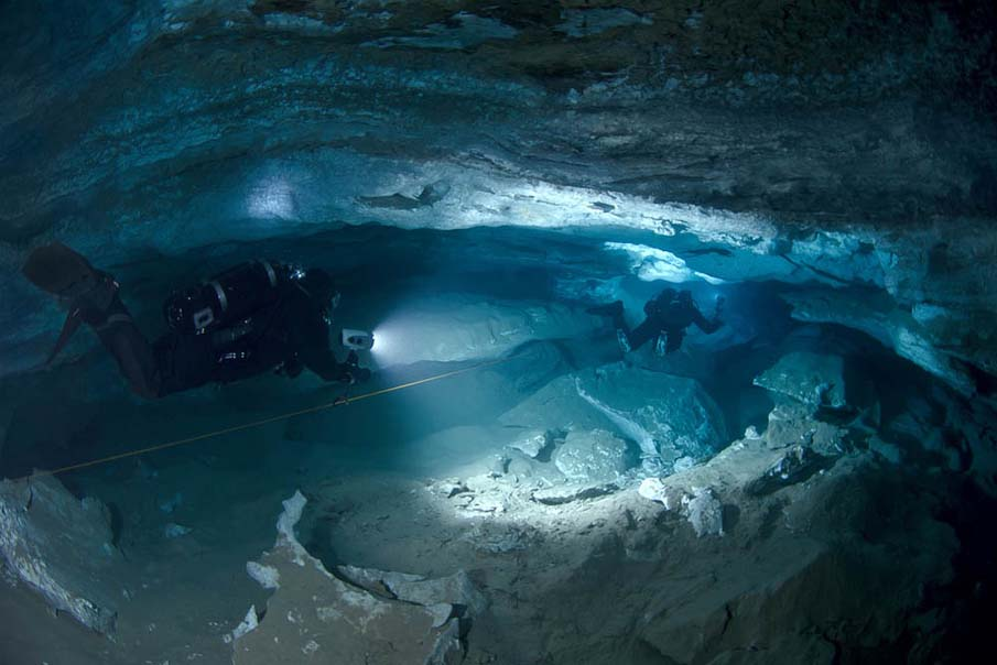 Underwater Cave 5
