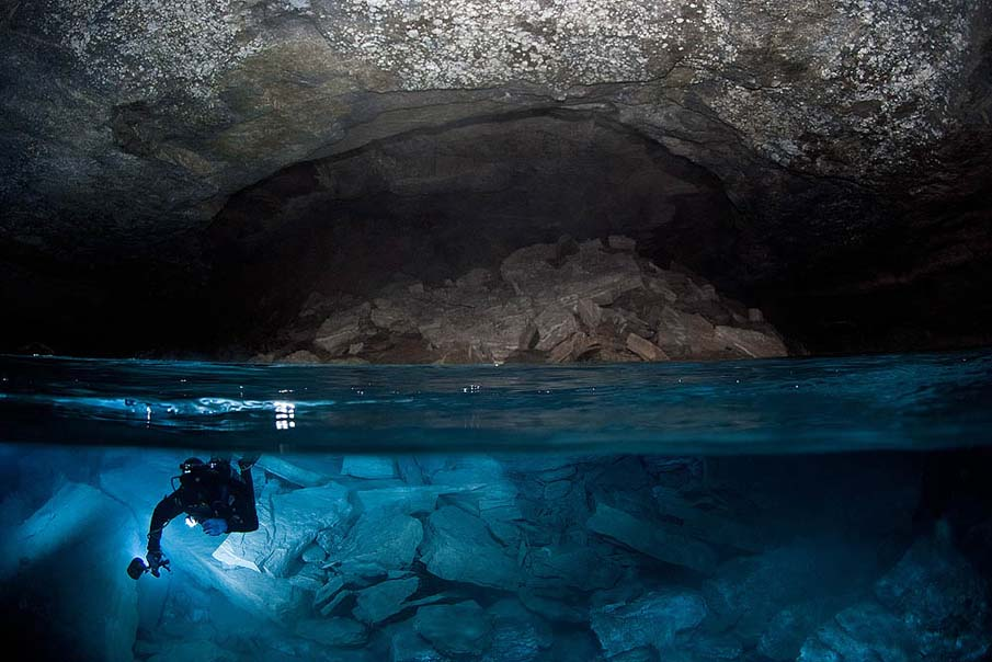 Underwater Cave 6