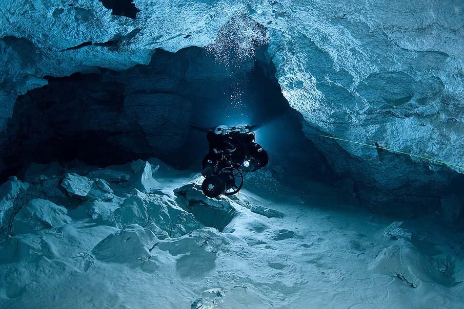 Underwater Cave 7