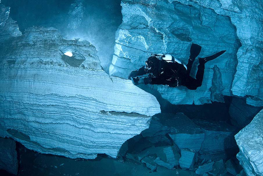 Underwater Cave 8