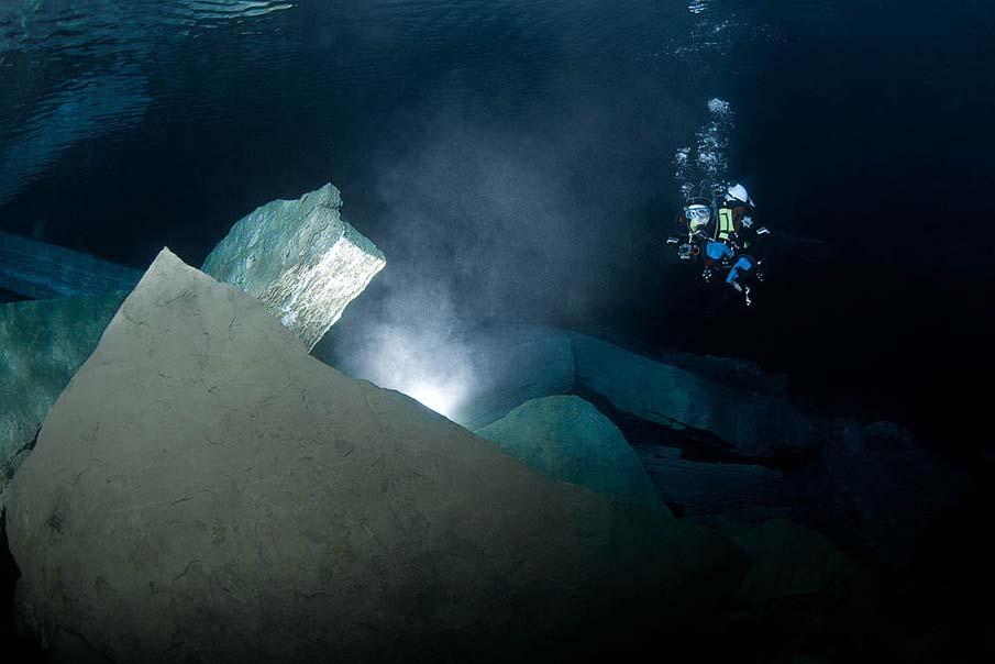 Underwater Cave 9