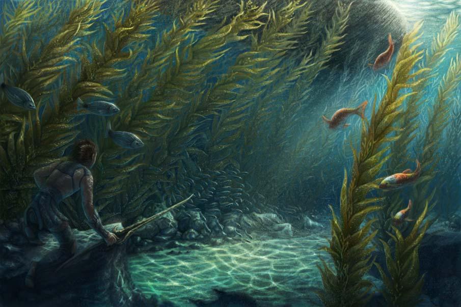 Underwater Hunt