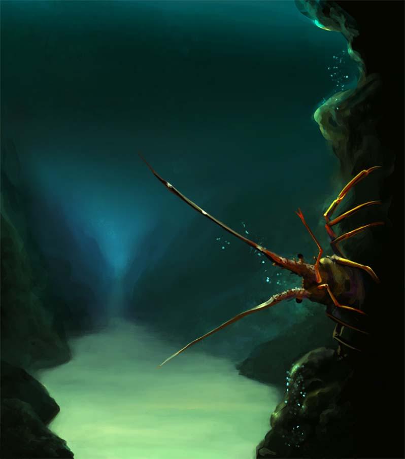 Hello, Underwater