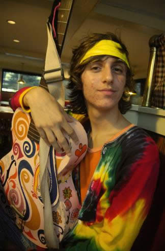 Christian as a Hippie