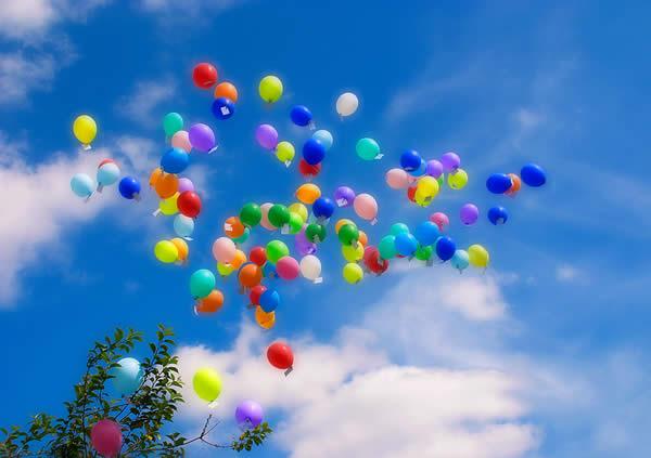Warren Moon >> Balloon Race